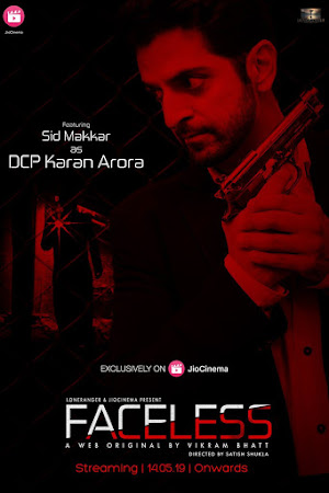 Poster Of Faceless Season 01 2019 Watch Online Free Download