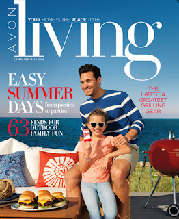 Avon Living Summer time 2016. For Campaigns 11-14 2016.