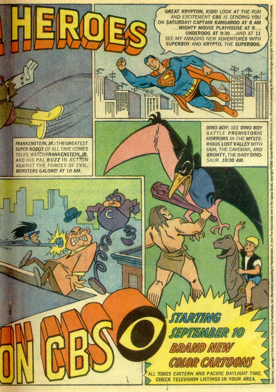 Strange Adventures (1950) issue 193 - Page 19
