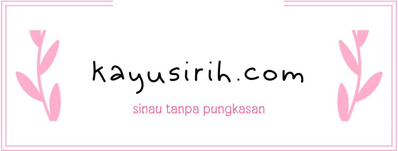 Kayu Sirih