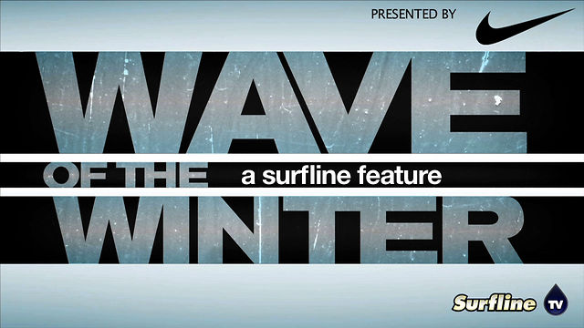 WAVE OF THE WINTER PRESENTED BY NIKE A SHORT FILM