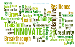 change innovation creativity
