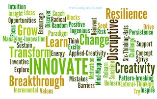 Change, Innovation and Creativity