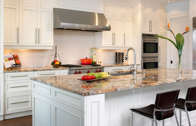 Branco Polar Granite Countertops