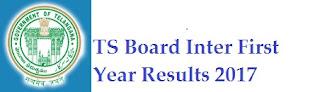 TS Junior Inter Results 2017