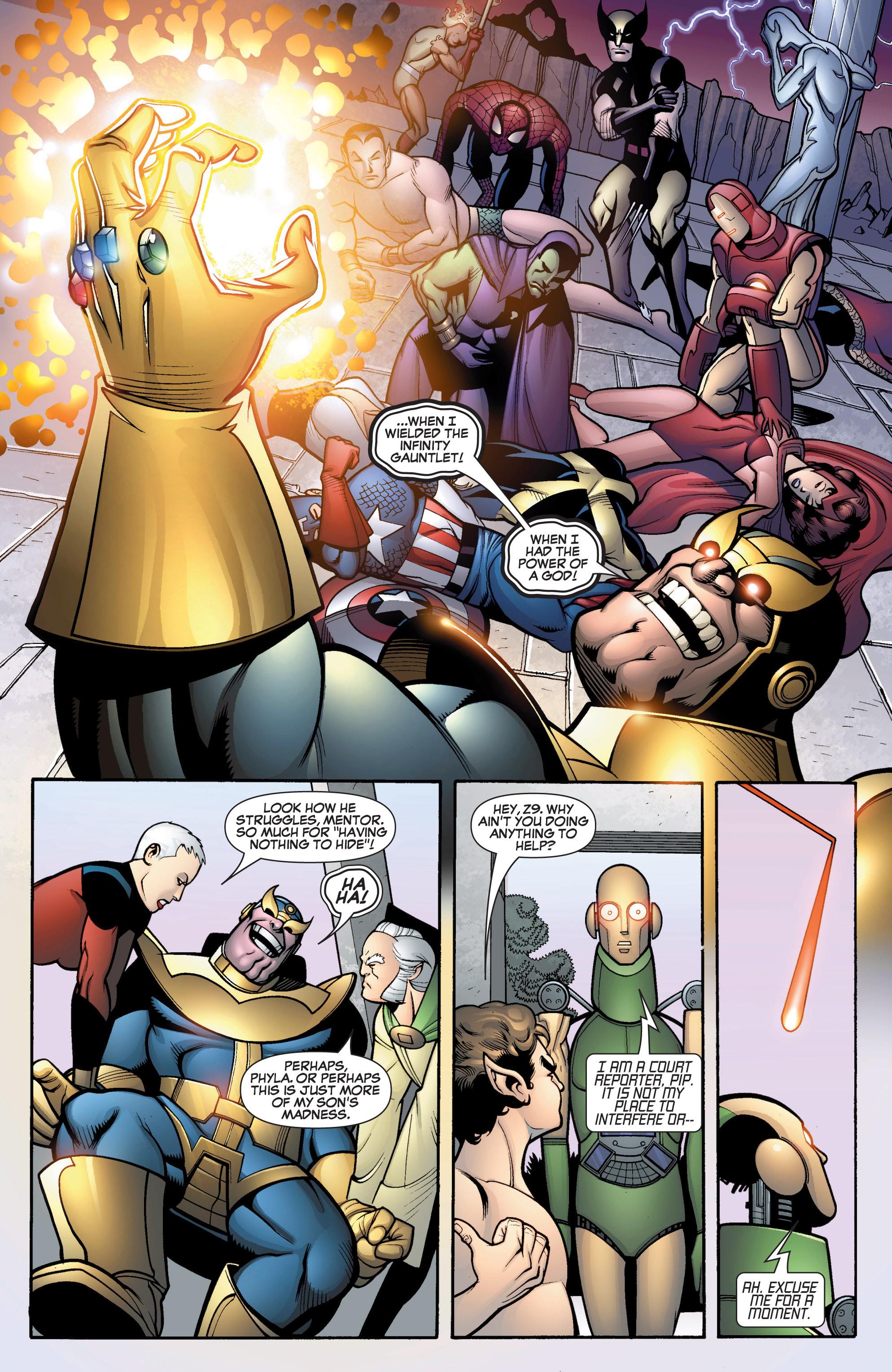 Read online She-Hulk (2005) comic -  Issue #13 - 13