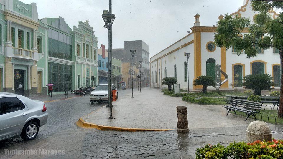 Resultado de imagem para chuva em sobral