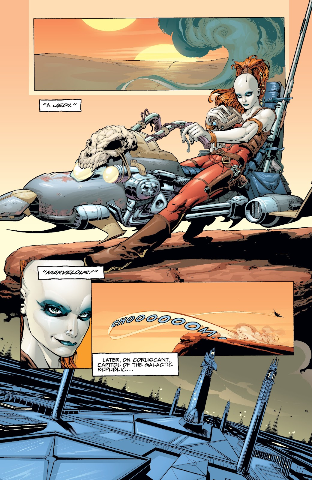 Read online Star Wars Legends Epic Collection: The Menace Revealed comic -  Issue # TPB (Part 2) - 12