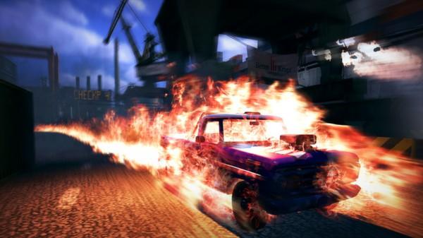 Fireburst PC Game