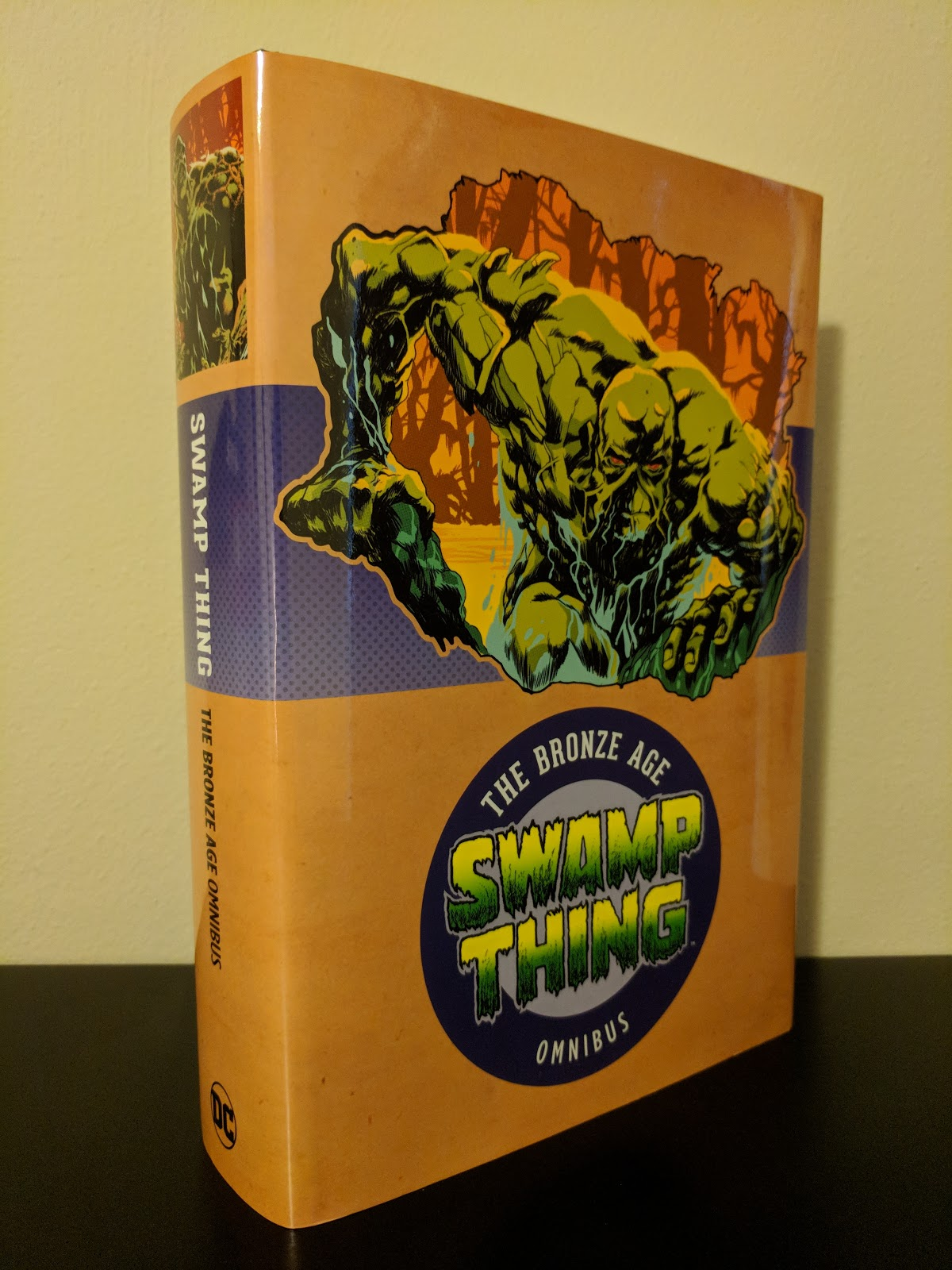 Collected Comic Review - Swamp Thing: The Bronze Age Omnibus