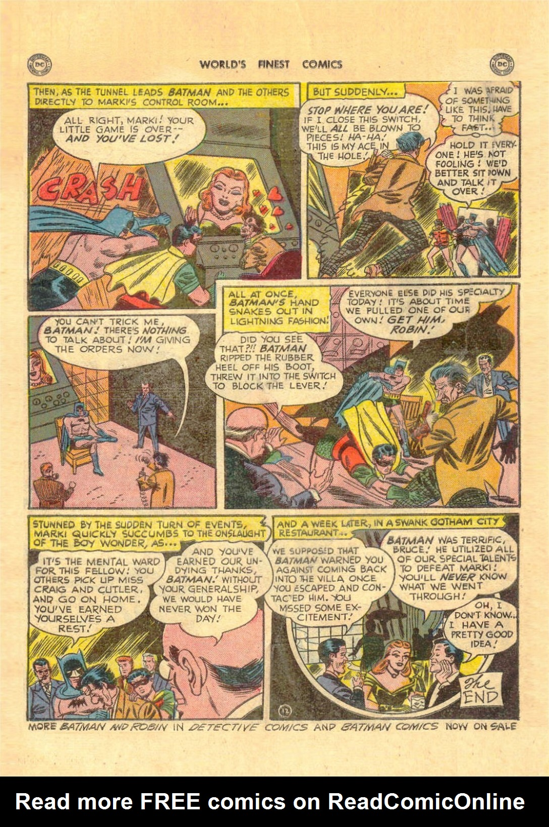 Read online World's Finest Comics comic -  Issue #52 - 74