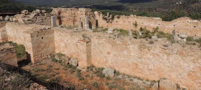 Σε κατάσταση εκτάκτου ανάγκης η Ρωμαϊκή Έπαυλη του Ηρώδη Αττικού