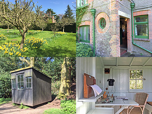 Image result for gbs ayot st lawrence writing hut