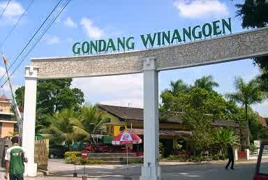 Gambar Gapura Agrowisata Gondang Winangoen
