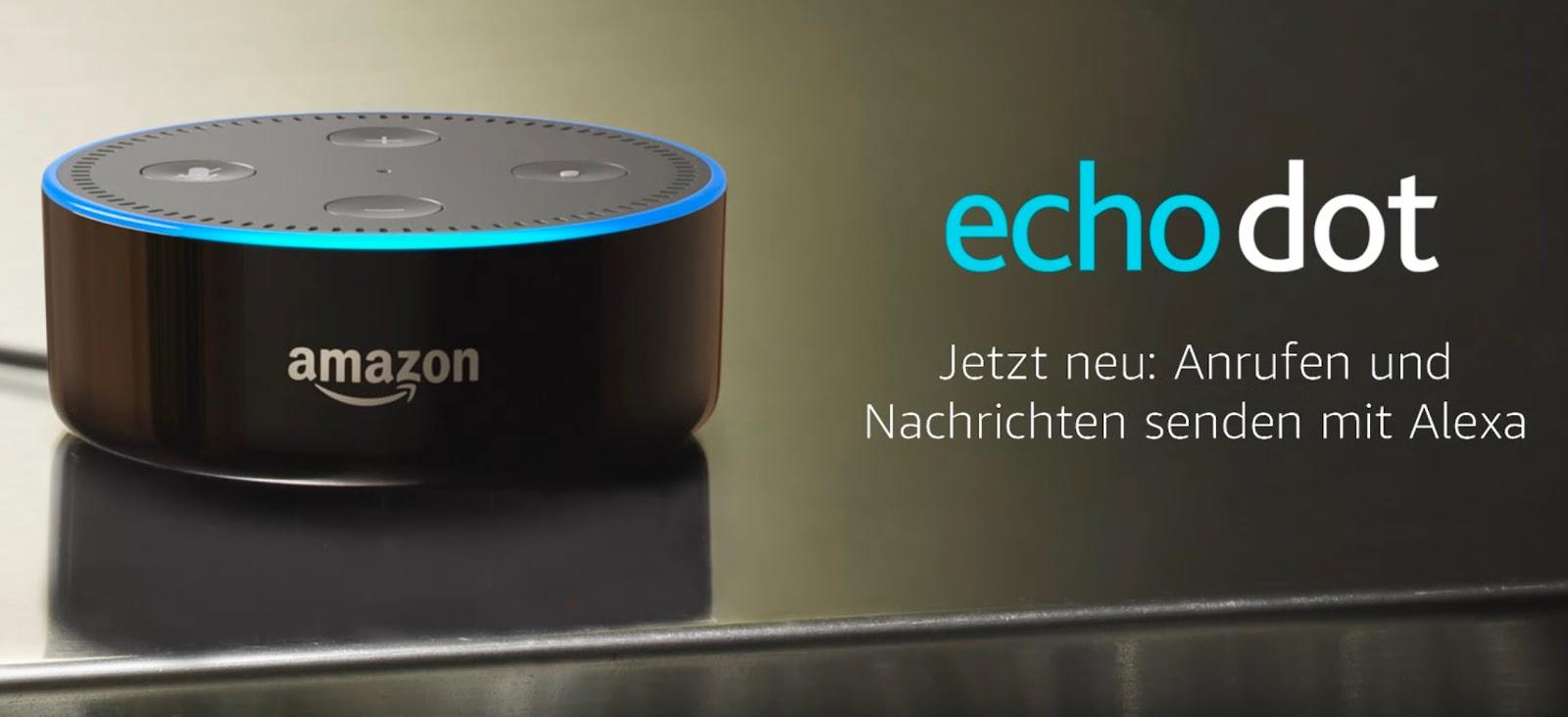 Joes Smarthome Amazon Echo Kontakte Anrufen Nachrichten Senden