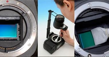 Come pulire la fotocamera, prodotti per la pulizia del sensore e degli obiettivi