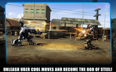 Ultimate Robot Fighting v1.0.92 mod apk game