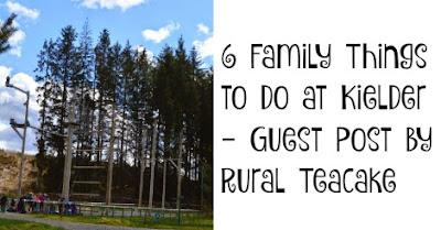 6 Family Things to do at Kielder - Guest Post by Rural Teacake