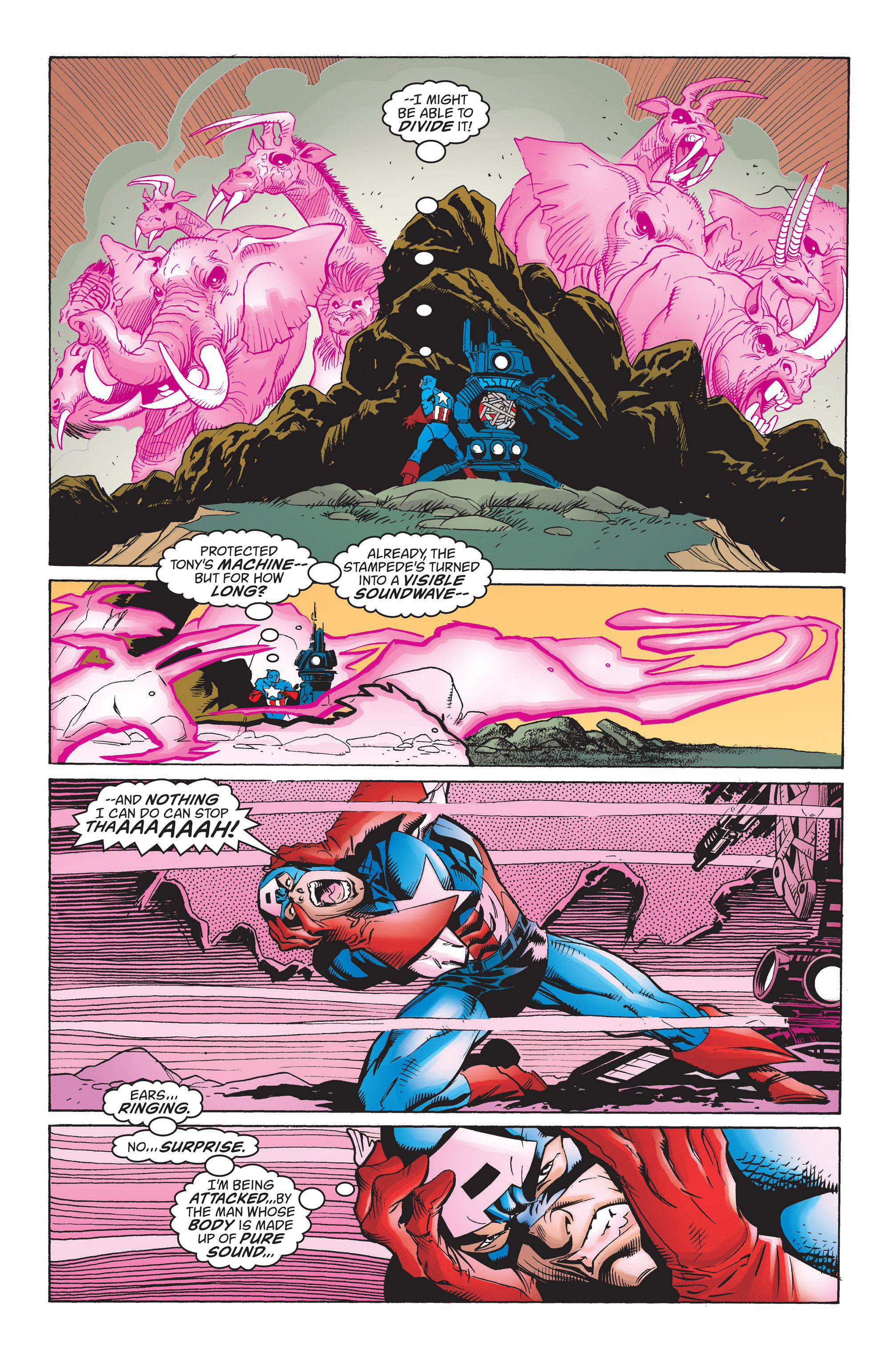 Captain America (1998) Issue #22 #28 - English 8