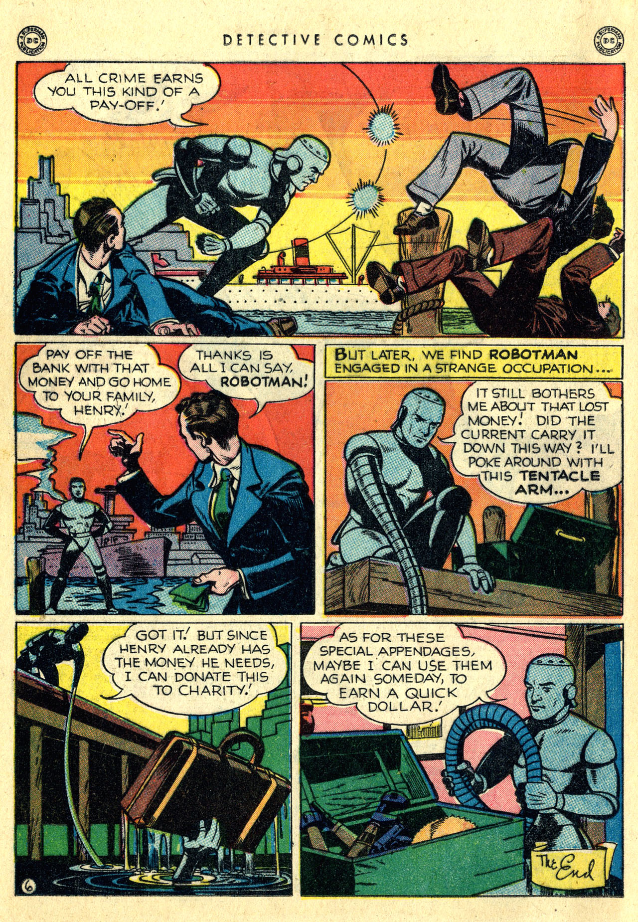 Read online Detective Comics (1937) comic -  Issue #140 - 22