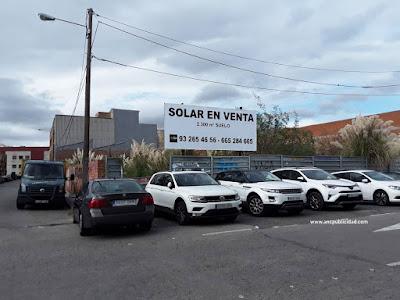 lona para vender un solar
