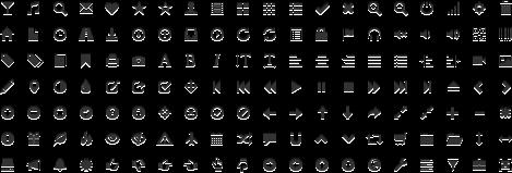 El mejor sprite CSS de iconos para tu web con Jquery UI y