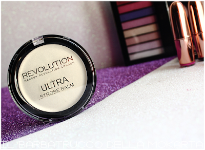 STROBE BALM - HYPNOTIC, Contouring & Highlighting - Makeup Revolution