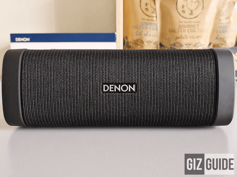 Denon Envaya DSB-250BT Review - The Rugged Portable Speaker to Beat?