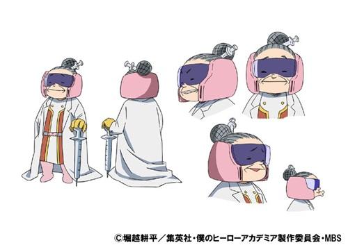 รีคัฟเวอร์รี่เกิร์ล (Recovery Girl) @ My Hero Academia: Boku no Hero Academia มายฮีโร่ อคาเดเมีย