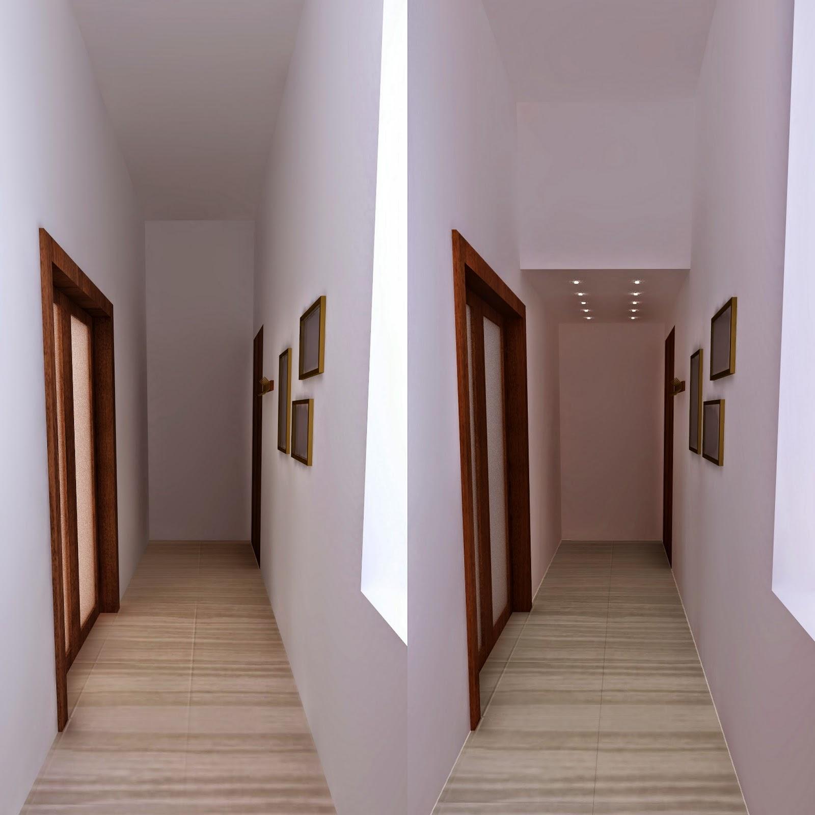 Ristrutturazioni case creare nuovi spazi negli stessi mq for Arredare un corridoio stretto