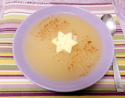 Zuppa di rape bianche