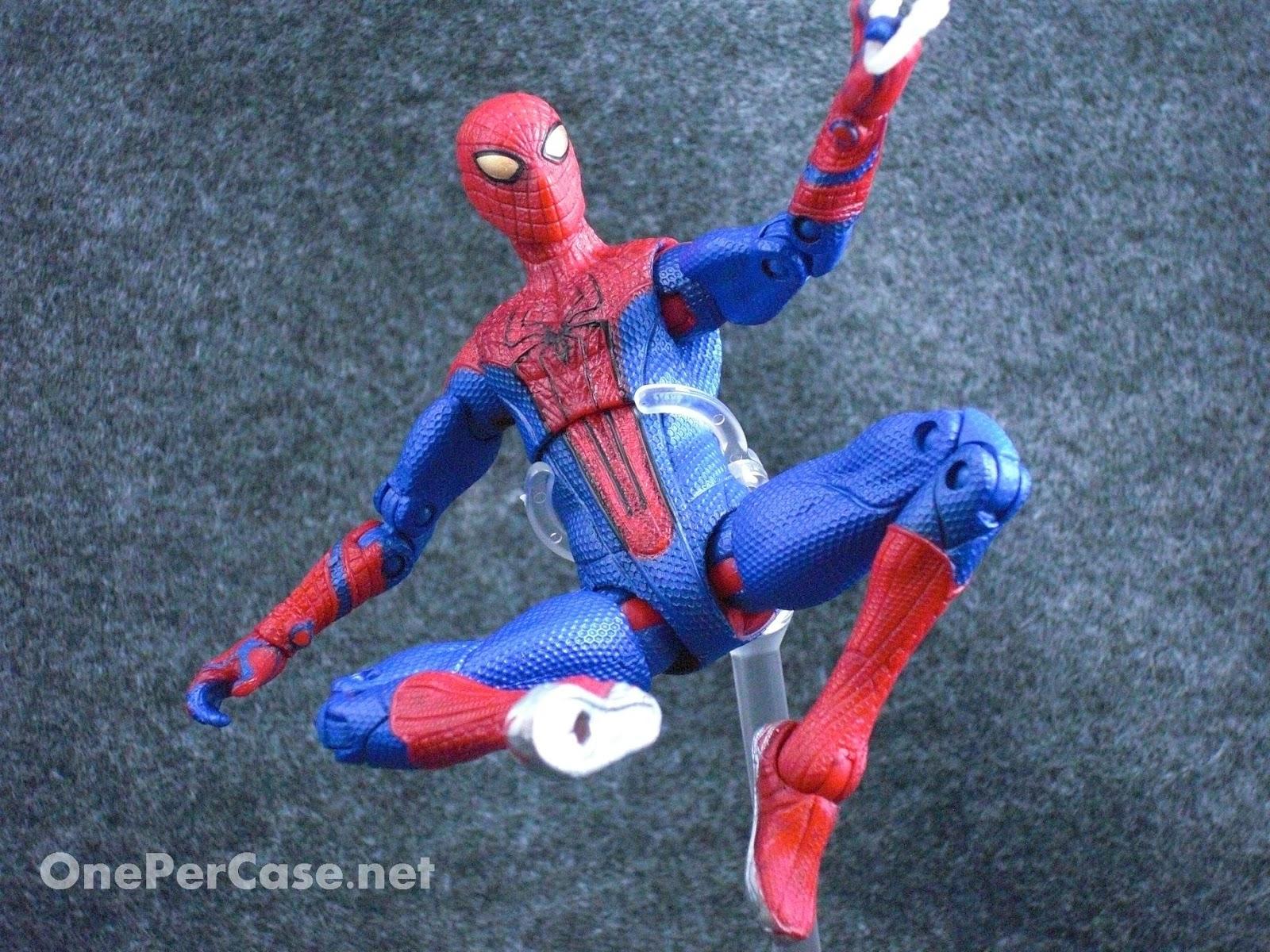 One Per Case: The Amazing Spider-Man Walmart Exclusive 6 ...