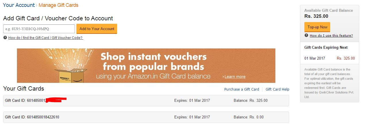 Trick to convert Amazon Wallet/ Gift Card Balance into Real Cash ...