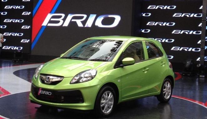 Harga Mobil Honda Brio: Foto Honda Brio