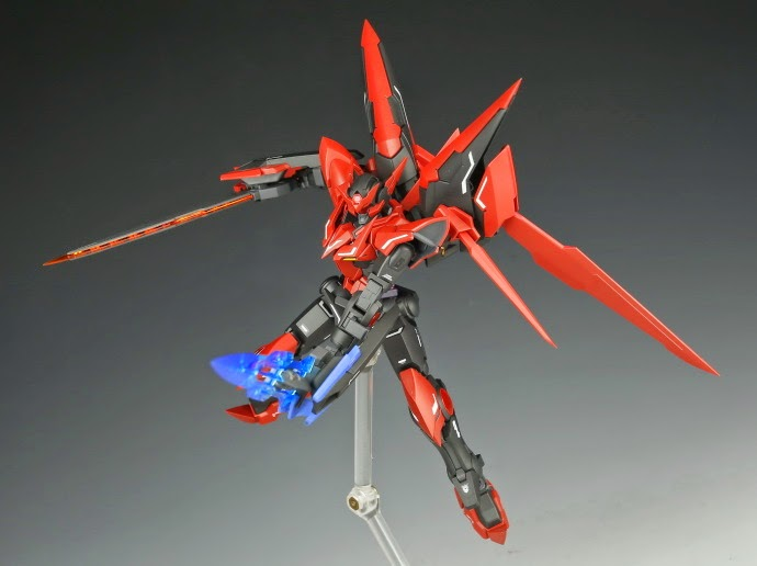HGBF 1/144 Gundam Exia Dark Matter Custom Build - Gundam ...