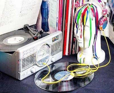 Soportes caseros para Cascos de Música 7 ideas