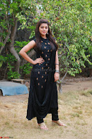 Actress Yamini Bhaskar in a Tight Black Sleeveless Dress ~  Exclusive 52.JPG