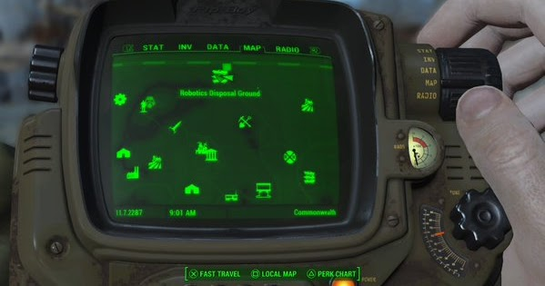 Arrpeegeez Fallout 4 Walkthrough Side Areas Robotics