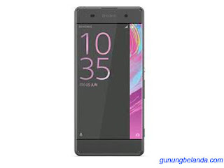 Cara Flashing Sony Xperia XA Dual F3112 Via Flashtool