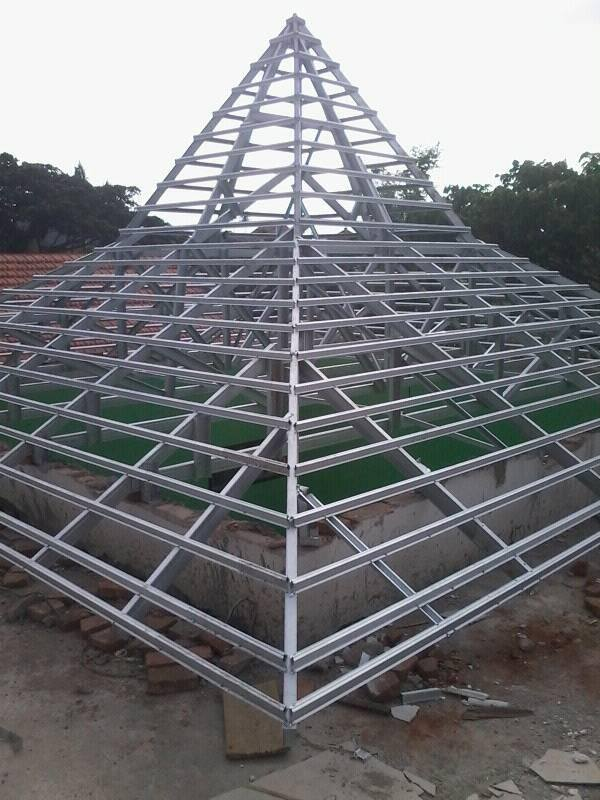 Jarak Reng Baja Ringan Atap Galvalum Daftar Harga Pasang / Di Malang