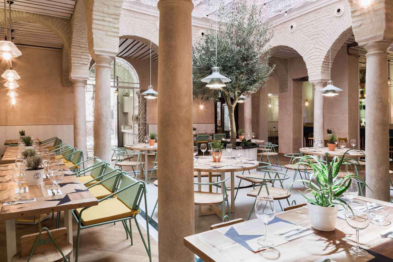 Restaurante El Pinton. Sevilla