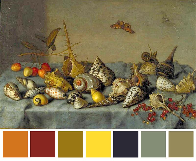 Art Bead Scene Blog: July Monthly Challenge Color Palette