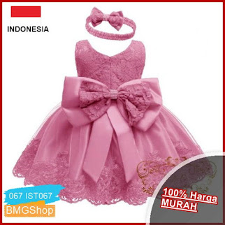 IST067 Dress Corry Kid Perempuan Pesta BMGShop