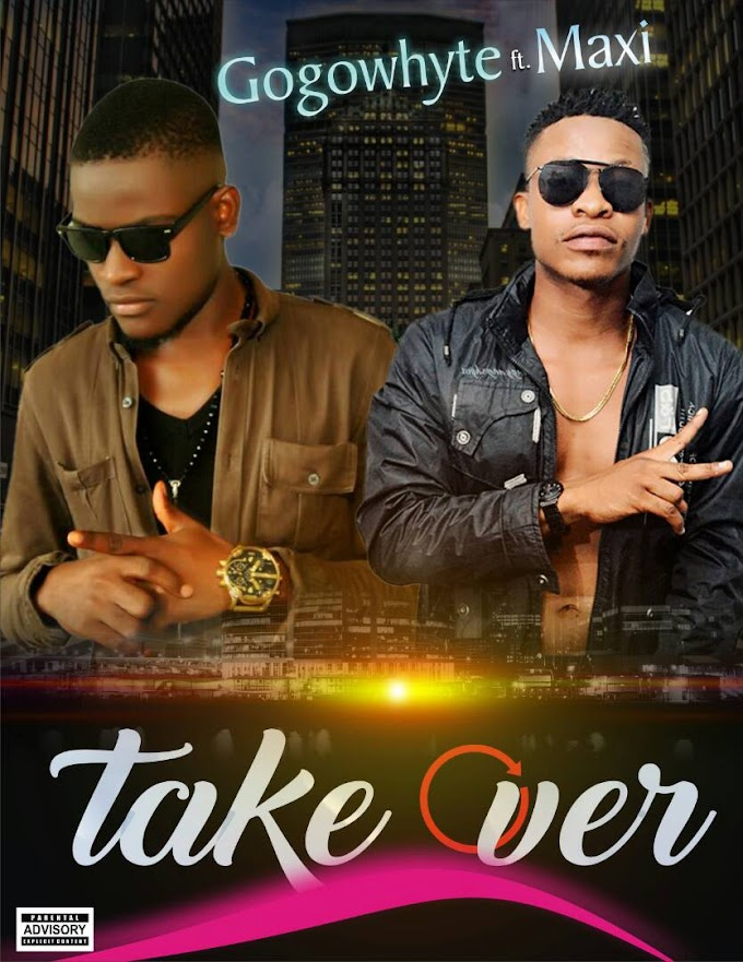 New Joint : Gogowhyte Ft Maxi _Take Over( mix by indiana)