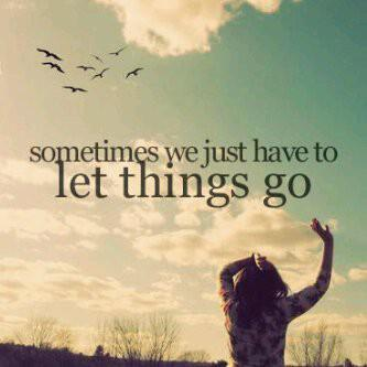 Good Girls Faith Says How To Move On And Let It Go With Quote