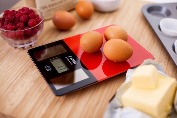 Judge Photovoltaic Solar Kitchen Scales