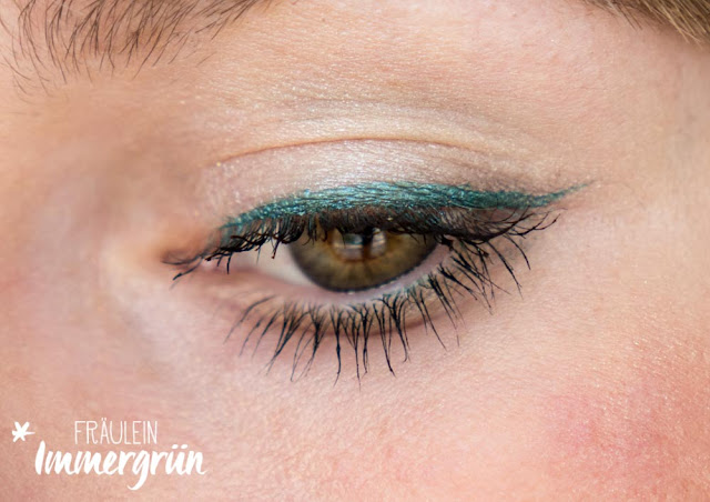 HIRO Cosmetics Mineral Eyeshadow/ Lidschatte Emerald
