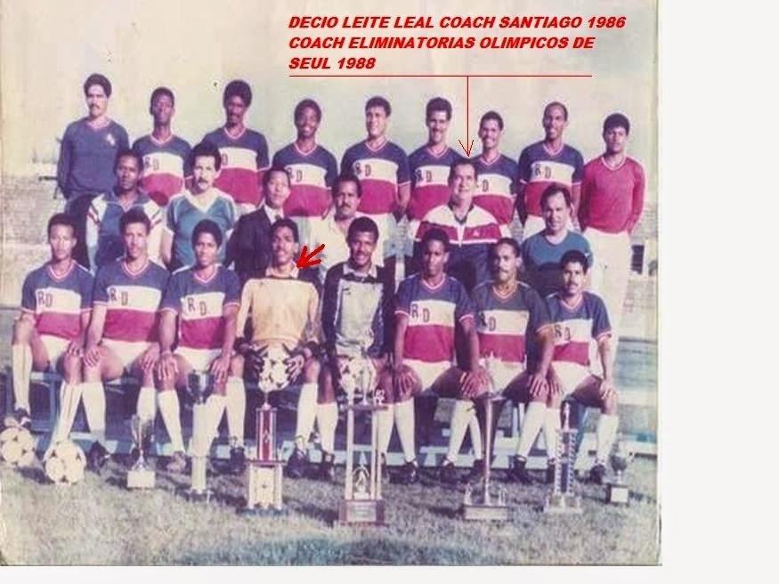 Resultado de imagen para futbol dominicana 1990