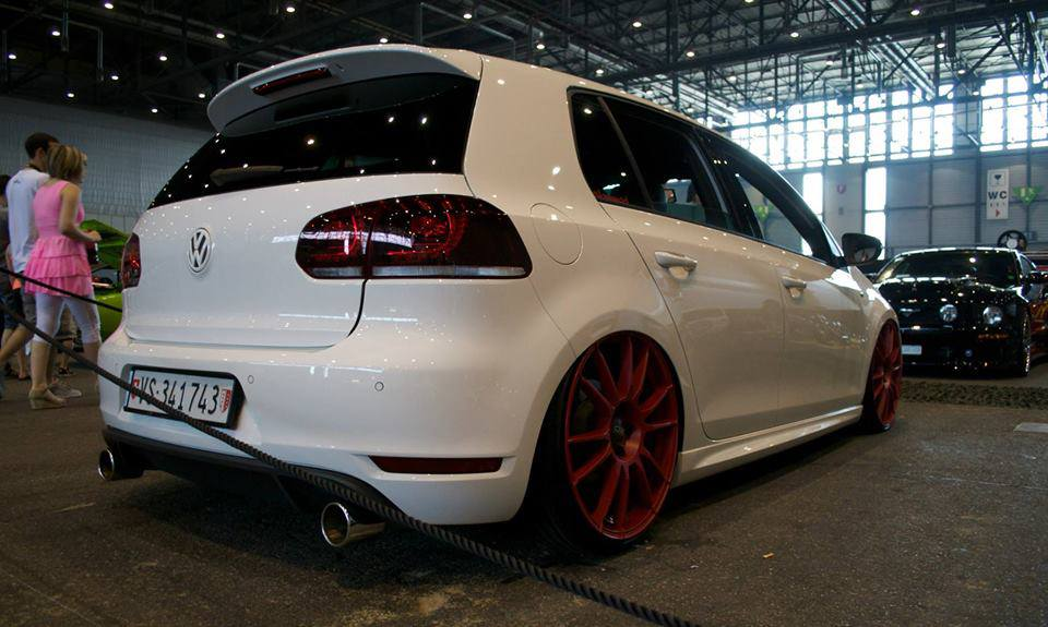 Modified Cars Swiss Bagged Mk6 Volkswagen 35th Edition