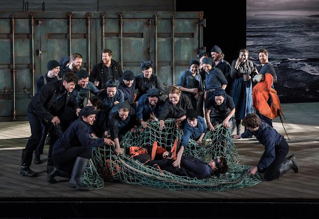 Garsington Opera 2016 - Idomeneo - credit Clive Barda